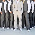 Casual groomsmen outfits