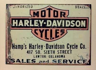Harley-Davidson dealers