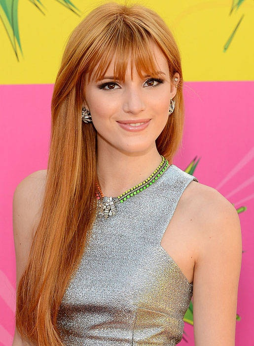 Kids Choice Awards 2013, Makeup, Bella Thorne