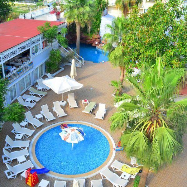 Отличный отель для бюджетного отдыха Супер #скидка на #отель Sunbird, Сиде в Турции 🏩⭐⭐ Sunbird 📅 01.08.16 на 7 ночей. 💰 Цена от 239 $ на 8 дней\7 ночей. 🍴 Питание: All Inclusive. 🏨 Номер:  Standart. Цена указана за 1-го при 2-х местном размещении #sale #tour