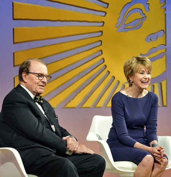Host Charles Osgood said goodbye to CBS Sunday Morning, after 22 years. Jane Pauley has been named his successor. Do you plan to watch?