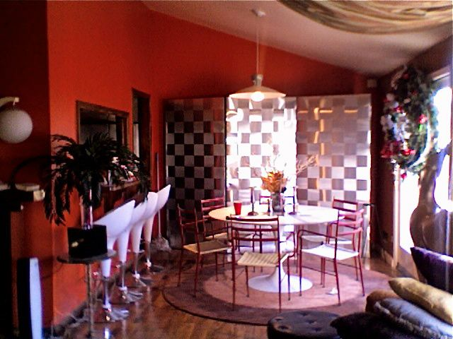 78 best images about unique style home decorating ideas on for Burnt orange dining room