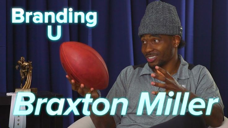 Braxton Miller | Branding U with Nicky G.