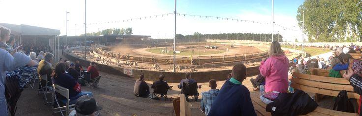 Panorama of Mildenhall Speedway