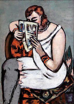 Max Beckmann #painting #modernart #art