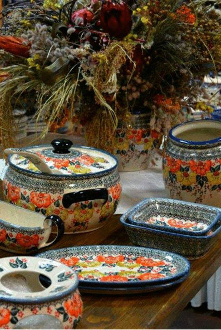 Sweet autumn / Сладкая осень. Pottery Boleslawiec #посударучнойработы #керамикаручнойработы #посуда #ceramics #pottery #polishpottery ceramic tableware | pottery | polish pottery | boleslawiec | посуда | керамическая посуда | польская керамика | польская посуда | болеславская керамика | керамика