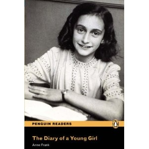 """""""The Diary of a Young Girl"""": Level 4 (Penguin Readers (Graded Readers))Worth Reading, History, Book, Diaries, Concentration Camps, Anne Frank, Annefrank, Inspiration People, Young Girls"""