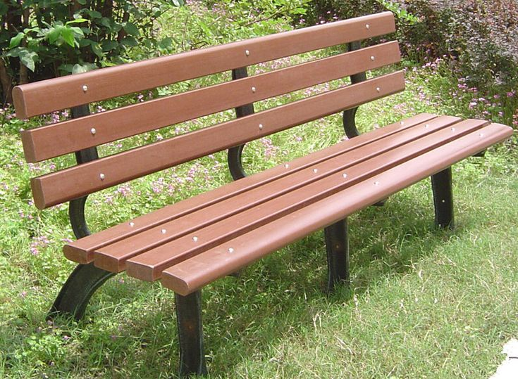 Wooden Park Benches ~ Best eco wood bench images on pinterest outdoor