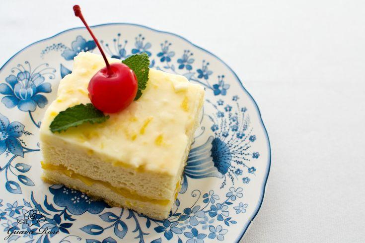 Peach Bavarian Cake Recipe Hawaii