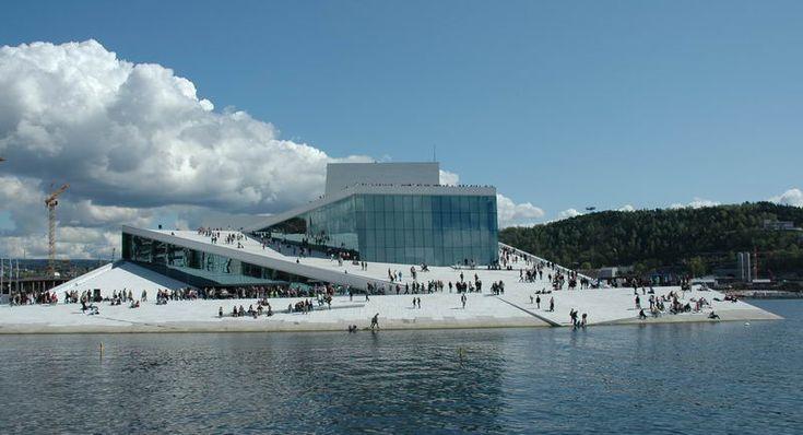 My favourite landmark in Oslo!