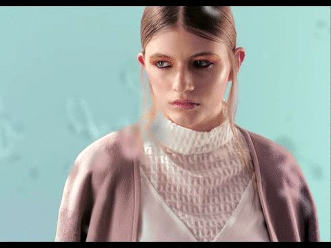 GIF from A-Line Autumn Winter collection #a-linelondon #london #designer #a-line