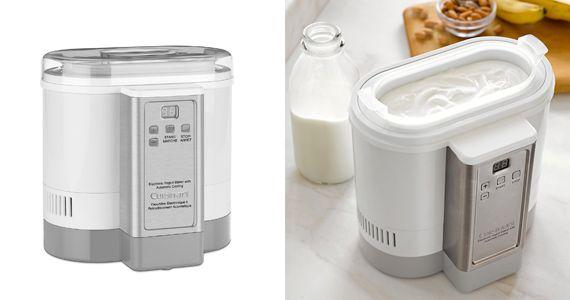 Win a Cuisinart Yogurt Maker