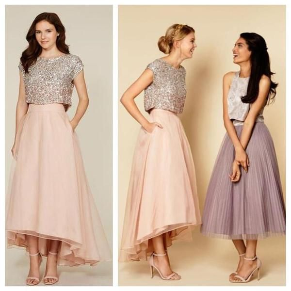 Tea Length Party Vintage Prom Dresses For Girls, Popular Bridesmaid Dresses,Evening Dresses, PD0022   The dress is fully lined, 4 bones in the bodice, chest pad in the bust, lace up back or zipper back are all available, total 126 colors are available. This dress could be custom made, there are no extra cost to do custom size and color. Description of dress 1, Material :organza, sequin, elastic silk like satin, pongee. 2, Color: picture color or other colors, there are 126 colors are…
