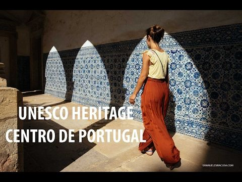 Unesco World Heritage in Centro de Portugal | Via Nelson Carvaleiro | 15/02/2017  Check out the new video from Centro de Portugal and the Portuguese travel blogger Nelson Carvalheiro Travel&Food about the cultural richness of this region, where there are 5 UNESCO World Heritage sites: the University of Coimbra, the Convent of Christ in Tomar, the Monastery of Batalha, the Monastery of Alcobaça and the Archaeological Park of Côa Valley !  #Portugal