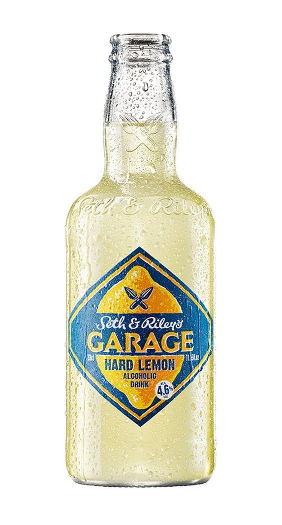 Seth & Riley's Garage Hard Lemon Alcoholic Drink