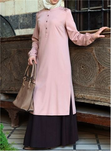Long sleeve Tunics with slits!  SHUKR UK | Qudsiya Tunic