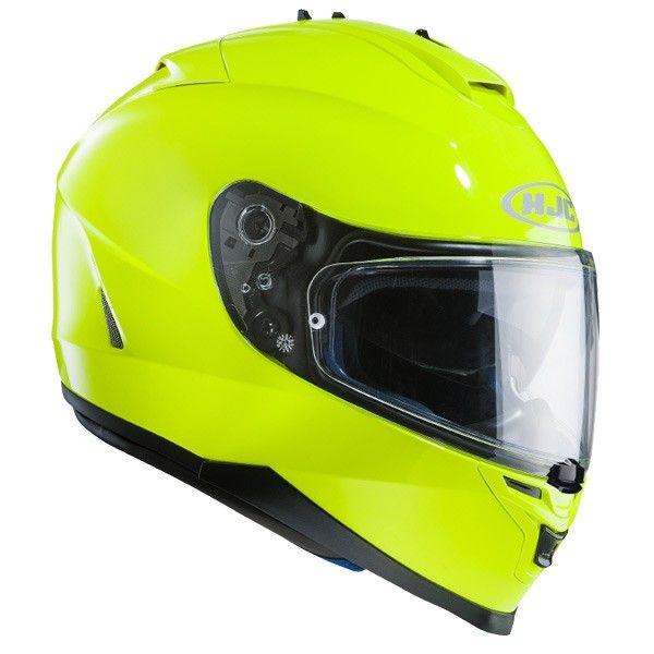 Casco Moto Integrale HJC Helmets IS 17 FLUORESCENT FLUO