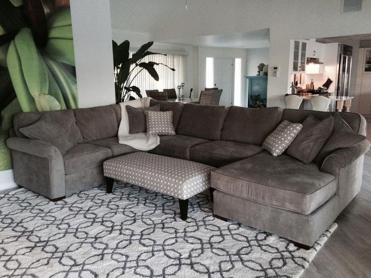 Piedmont from Havertys - Pic from online reviews : piedmont sectional - Sectionals, Sofas & Couches