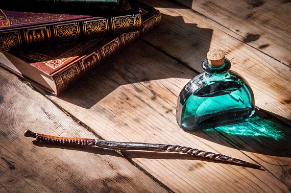 Hand FORGED MAGIC WAND dark Wizard Harry Potter larp fireplace tool fire poker witchcraft Hogwart Voldemort costume magician fantasy mage