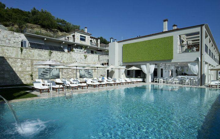 Salvator Villas & Spa Hotel Parga Greece www.salvator.gr