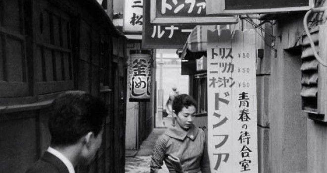 三丁目の夕日の舞台だった1958年の路地裏