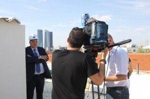 27-6-2013. #proyectoprei .Entrevista a Fernando Prieto Fernández Presidente de Anerr y Alberto Aceña Gerente de Anerr para #TVE