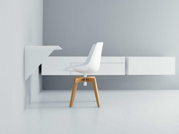 Charming MDF Secretary Desk MAMBA LIGHT By MDF Italia Design Victor Vasilev. Shelf  DeskWall ... Home Design Ideas