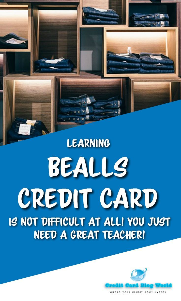 Learning Bealls Credit Card Is Not Difficult At All You Just Need A
