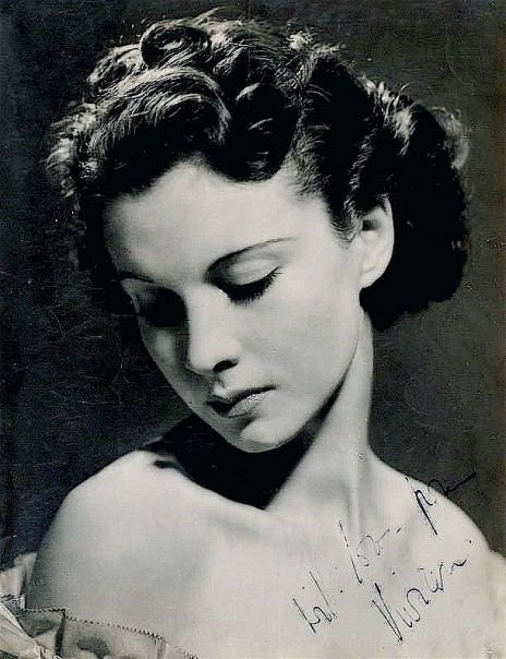 One of my favorite photos of Vivien Leigh