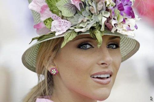 Talk Derby to Me – It's Kentucky Derby Time! It's all about the Derby Hat