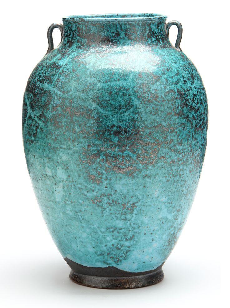 NC Pottery, Ben Owen III, Vase $550