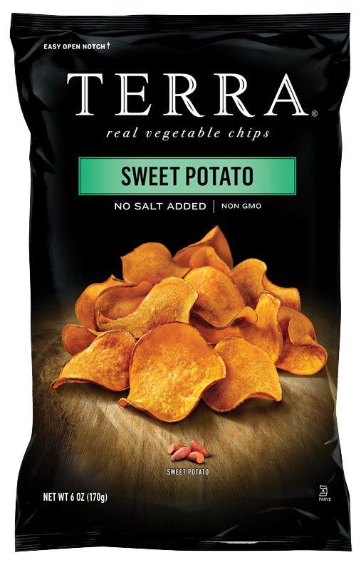 Sweet Potato No Salt Added | Terra