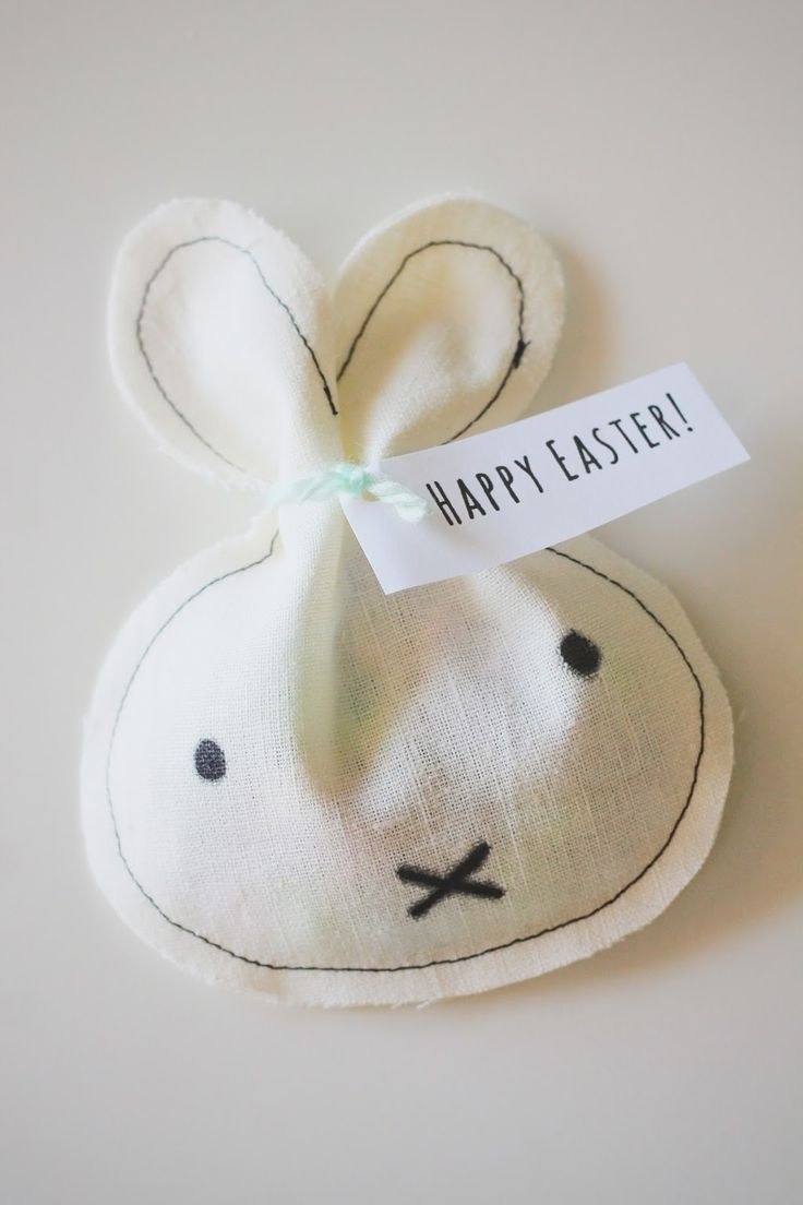#DIY: Miffy inspired Easter treat bags #Easter