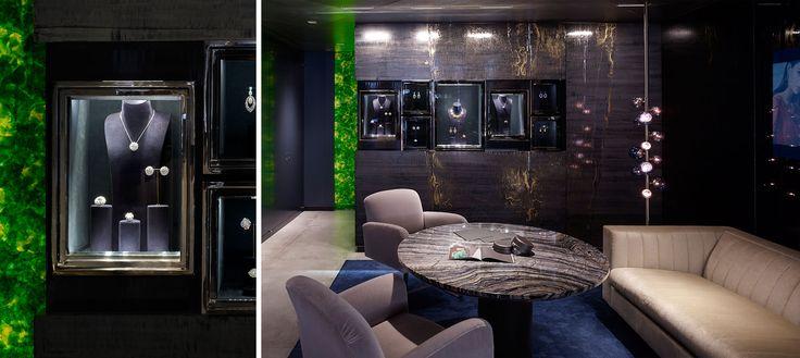 Hueb  |   Chair details, contract furniture, interior design, USA | #details #restaurantdesign #luxuryfurniture | More: http://www.designcontract.eu/landing/100-best-restaurant-interior/