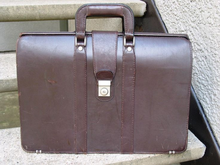 Bellino Brown Leather Lawyer's Briefcase by VintageClassicWares on Etsy https://www.etsy.com/listing/200501682/bellino-brown-leather-lawyers-briefcase
