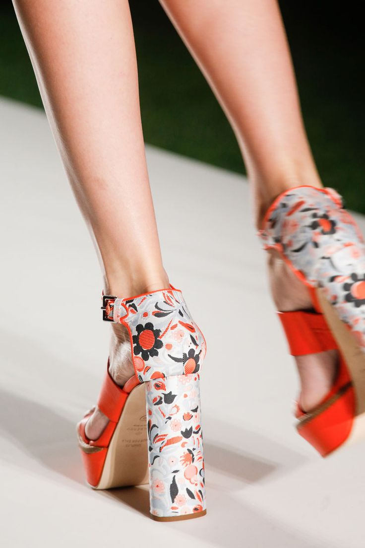 Mulberry Spring 2014 RTW - Details