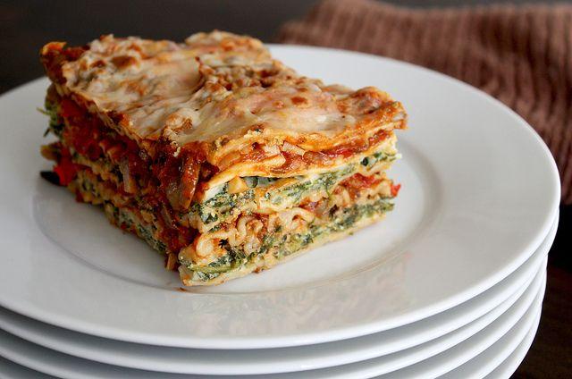 Tasty Vegetarian Lasagna Recipe