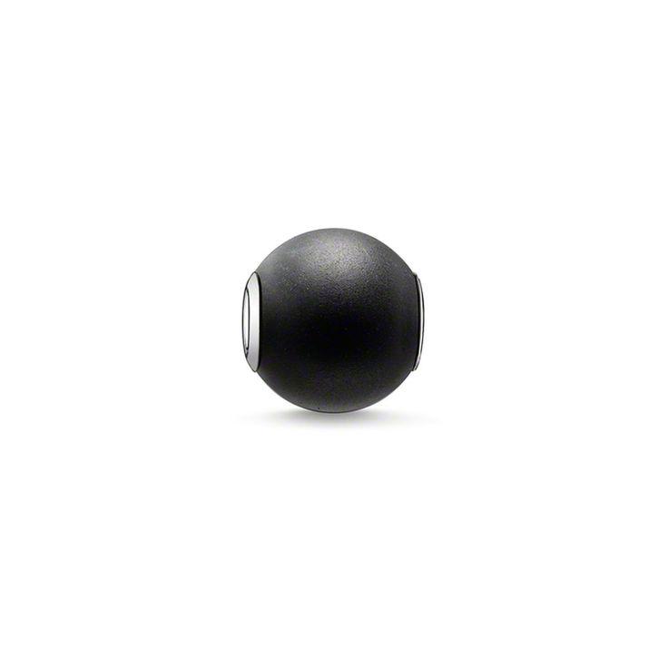 THOMAS SABO Karma Beads Obsidian mattiert €15.98-16%