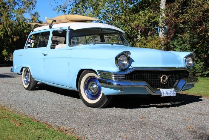 Classic 1958 Studebaker Scotsman For Sale 1876345 16 500 Port