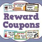 Reward Coupons for Positive Behavior Management