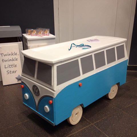 TIP : speelgoedkist VW -BUS