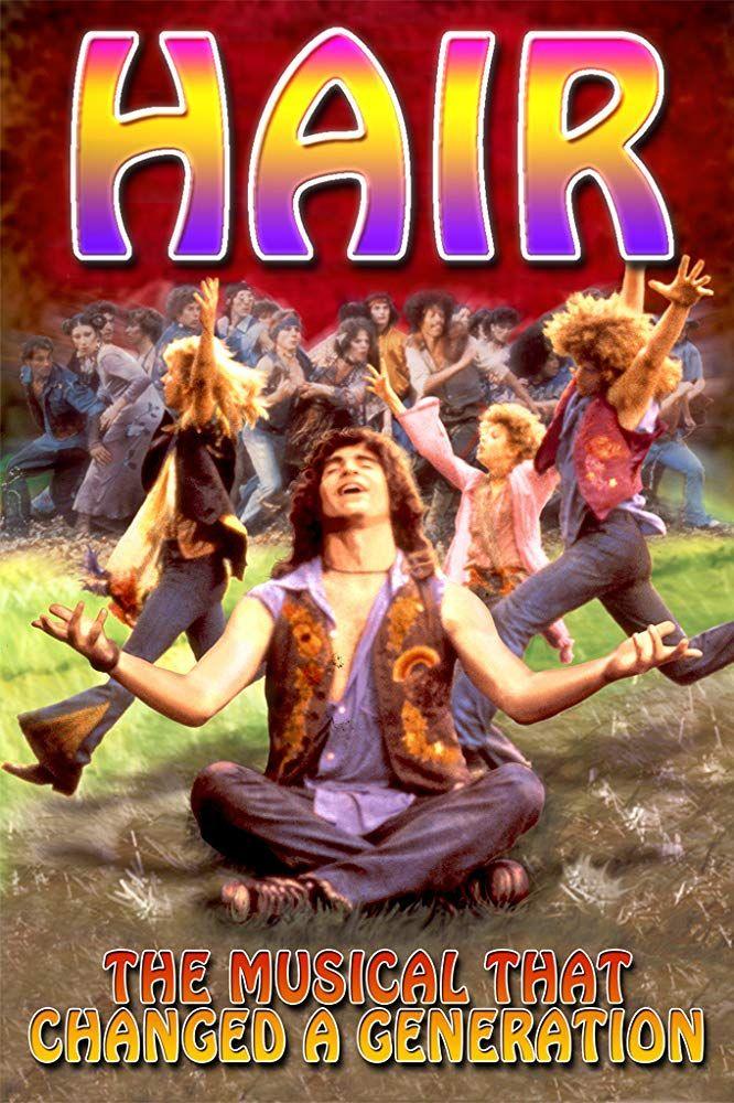 Hair 1979 Hair Movie Musical Movies Movies