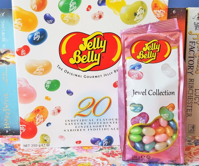 Lifestyle | Jelly Belly: The Original Gourmet Jelly Bean Giveaway