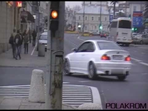 Crazy BMW E46 323 HAMANN in Warsaw   ExoticCars.pl