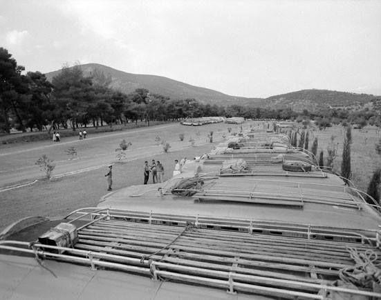 Epidaurus 1959 @HellenicFestival, Photo by Dimitris Harissiadis. Benaki Museum Photographic Archive