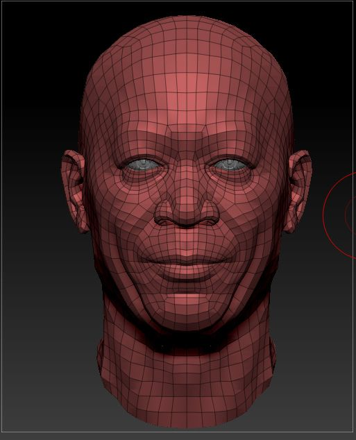 http://www.zbrushcentral.com/showthread.php?170019-Morgan-freeman-for-Dark-knight-rises(Mobile-game)/page2
