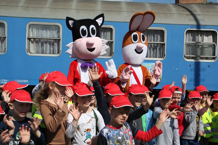 Supporting programme for kids - Cinematrain