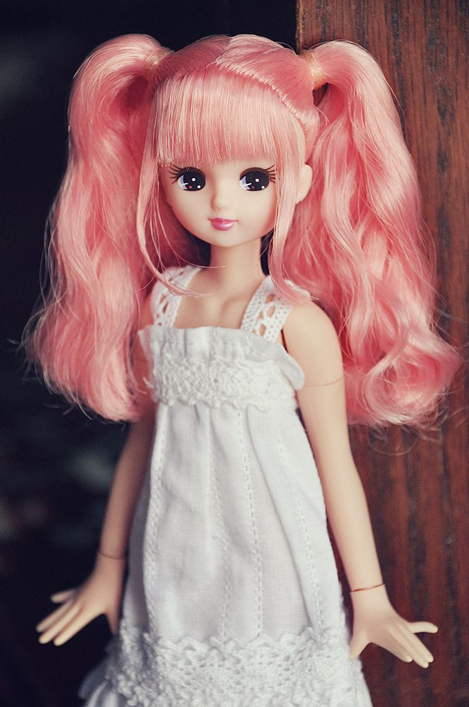 Licca Dolls ◉◡◉  I would love to have an obitsu body for my Licca
