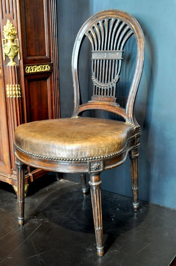 7 best Louis XVI Chairs images on Pinterest Antique furniture