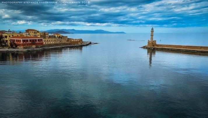 Visit Greece| Chania Port